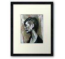 Clara #6 Framed Print