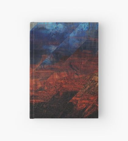 Deconstructing Time Altered Landscapes Grand Canyon Hardcover Journal
