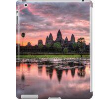 HDR Angkor Wat Sunrise iPad Case/Skin