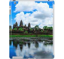 Daytime Angkor WAt iPad Case/Skin