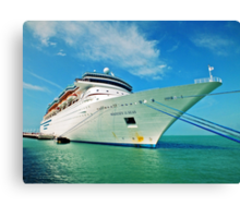 Majesty of the Seas Canvas Print