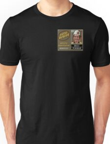Eric Forman Fatso Burger ID Badge Unisex T-Shirt