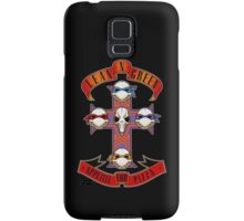 Appetite for Pizza Samsung Galaxy Case/Skin