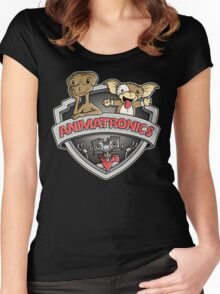 Animatronics Women's Fitted Scoop T-Shirt