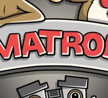 Animatronics Sticker