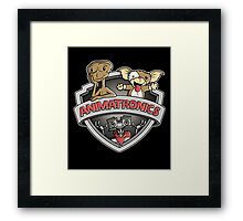 Animatronics Framed Print