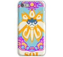 El Sol iPhone Case/Skin