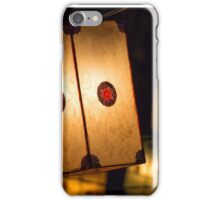 Lantern Festival iPhone Case/Skin