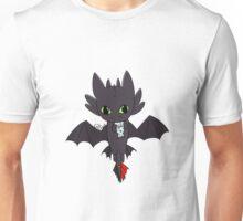 Toothless chibi Unisex T-Shirt