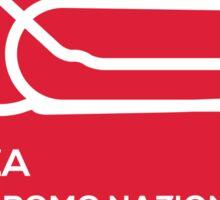 Monza Autodromo nazionale Sticker