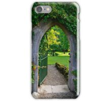 """When You Beckon, I Will Follow... You Need Only Lead The Way...""   iPhone Case/Skin"