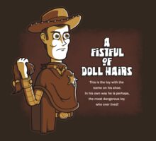 A Fistful of Doll Hairs by Adho1982