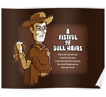 A Fistful of Doll Hairs Poster