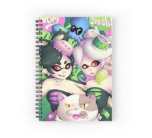 Stay Fresh Spiral Notebook