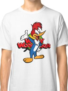 Woody Woodpecker 70's 80's cartoon Classic T-Shirt