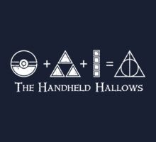 The Handheld Hallows Kids Clothes
