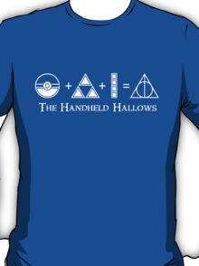 The Handheld Hallows T-Shirt