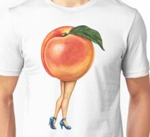 Fruit Stand - Peach Girl Unisex T-Shirt