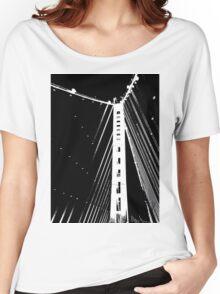 Bay Bridge N Women's Relaxed Fit T-Shirt