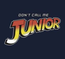 Don't Call Me Junior Kids Tee