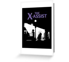 The X-Assist Greeting Card