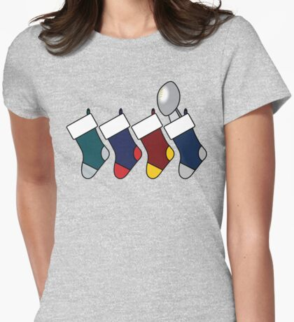 Stocking Stuffer Womens Fitted T-Shirt