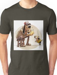 Pikachu pet Unisex T-Shirt