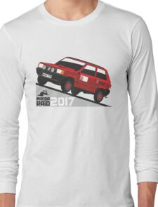 Fiat Panda personalized for June Long Sleeve T-Shirt