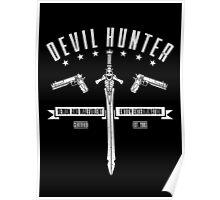 Devil Hunter Poster
