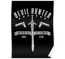 Devil Hunter Poster