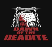 Dawn of the Deadite by Adho1982