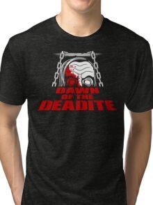 Dawn of the Deadite Tri-blend T-Shirt