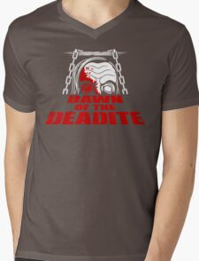 Dawn of the Deadite Mens V-Neck T-Shirt