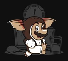 It's-a me, Gizmo! by Adho1982