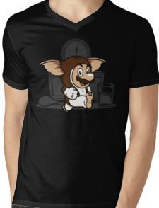 It's-a me, Gizmo! Mens V-Neck T-Shirt