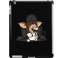 It's-a me, Gizmo! iPad Case/Skin
