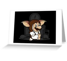 It's-a me, Gizmo! Greeting Card