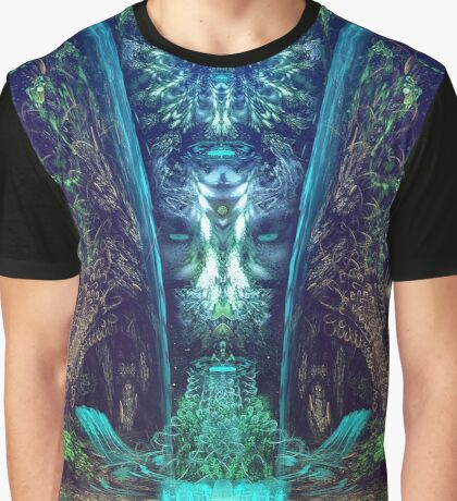 Waters Fall Graphic T-Shirt