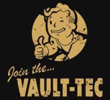 Vault Kids Tee