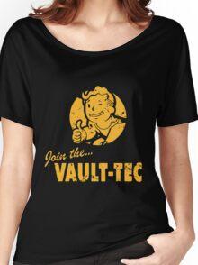 Vault Women's Relaxed Fit T-Shirt