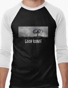 Good Robot Men's Baseball ¾ T-Shirt