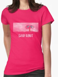 Good Robot Womens Fitted T-Shirt