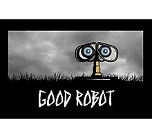 Good Robot Photographic Print