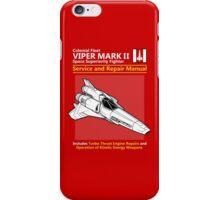 Viper Mark II Service and Repair Manual iPhone Case/Skin
