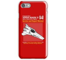 Viper Mark II Service and Repair Manual iPhone Case/Skin