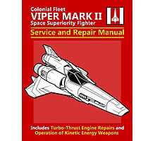 Viper Mark II Service and Repair Manual Photographic Print