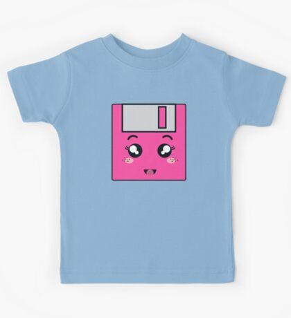 Pink storage Kids Tee