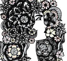 Flower Girl by Jaimee-Ann Driver