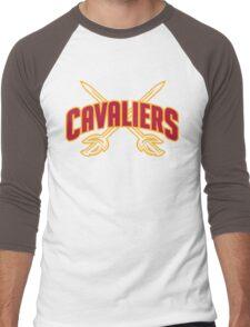 cleveland cavaliers Men's Baseball ¾ T-Shirt