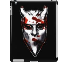 NAMELESS GHOUL - bloody oil paint iPad Case/Skin